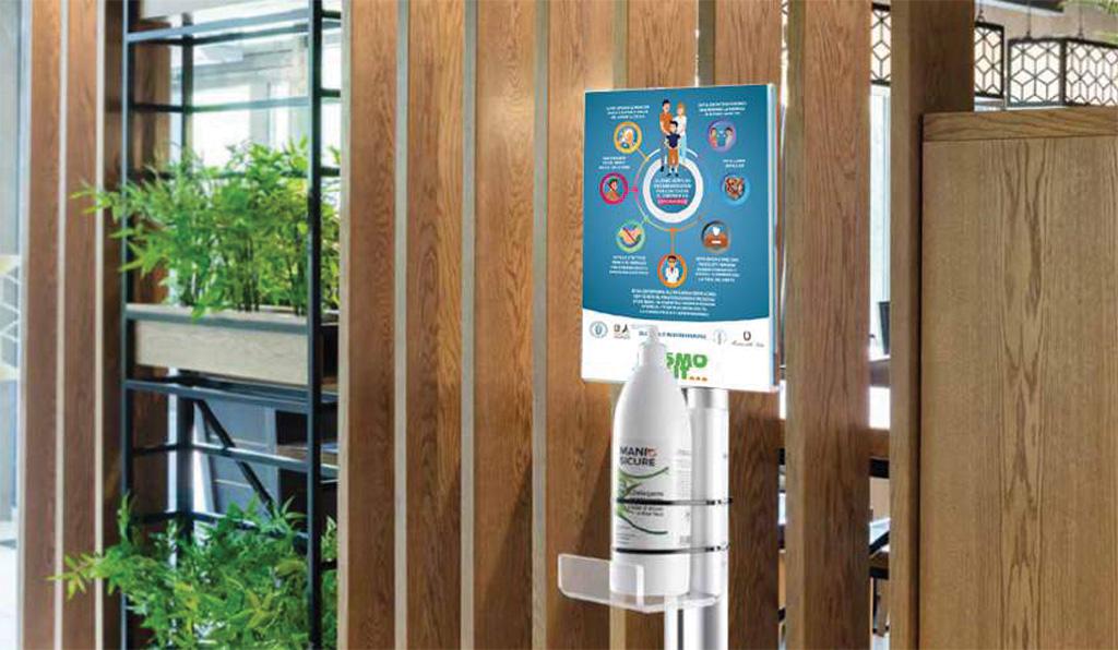 Porta dispenser easy