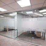 Progettazione e montaggio pareti divisorie, pareti attrezzate e pareti semivetrate