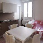 Da bilocale a due monolocali da affittare- progetto di arredamento completo a Savona - 002