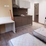 Da bilocale a due monolocali da affittare- progetto di arredamento completo a Savona - 003