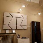 Montaggio pannelli fonoassorbenti